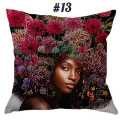 Strong Women Cushion Cover Collection
