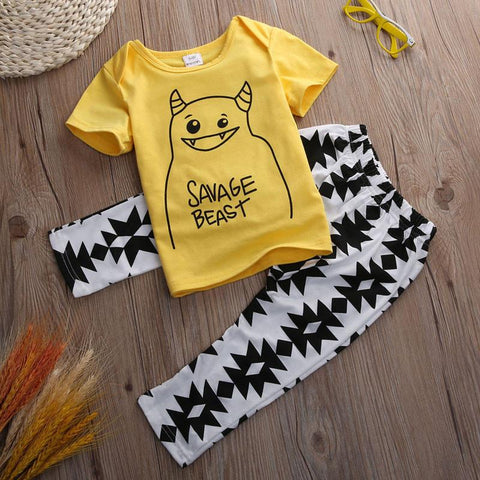 Cool Text Baby Outfits Collection (0-24month)