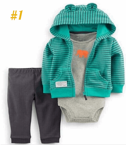 Cool Winter Outfits (0-24month)