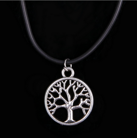 Faith Pendant Necklace