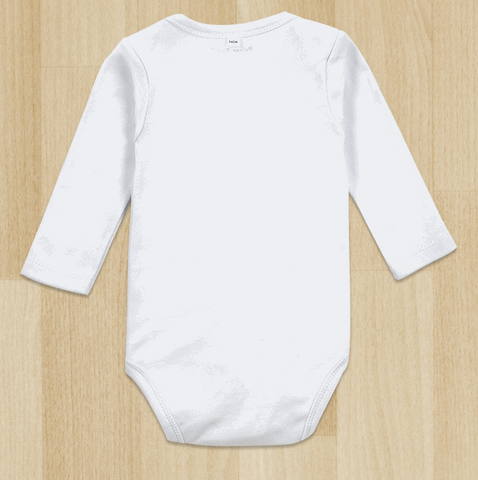 Baby Gentleman Long-Sleeved Jumpsuits