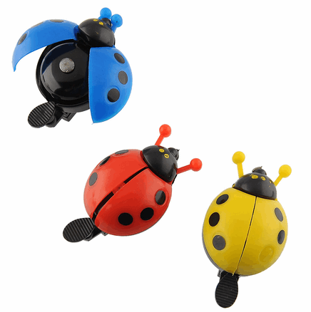 Lady Bug Bicycle Bell