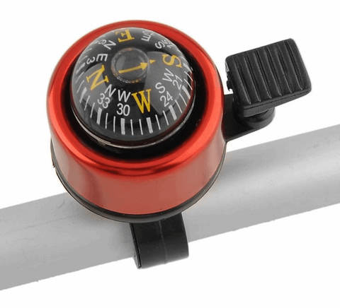Metal Compass Bicycle Bell
