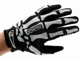 Bikes Skeleton Gloves