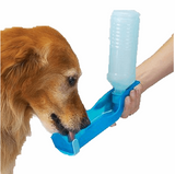 Portable Foldable Dogs Plastic Feeding Bowl (250/500 MM)