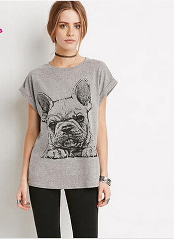 French Bulldog T Shirts