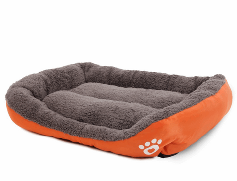 Pet's Cozy Pillow Bed