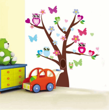 Baby Room - Wall Stickers Collection