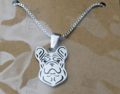 Frenchie Necklaces