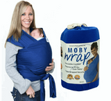 Stretchy Fabric Baby Carrier