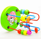 Mini Around Beads Educational Toy