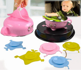Non-slip Bowl Suction Pad