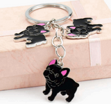 Frenchie Key chain