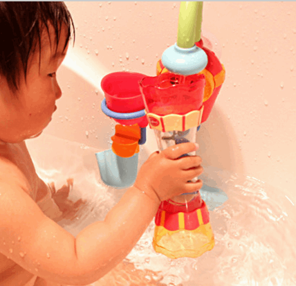 Educational Bath Toys Collection