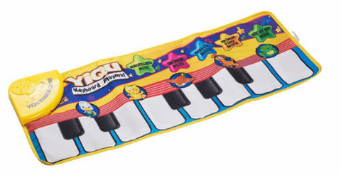 Musical Crawling Piano Mat