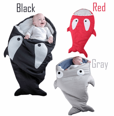 Shark Wrap  Blanket