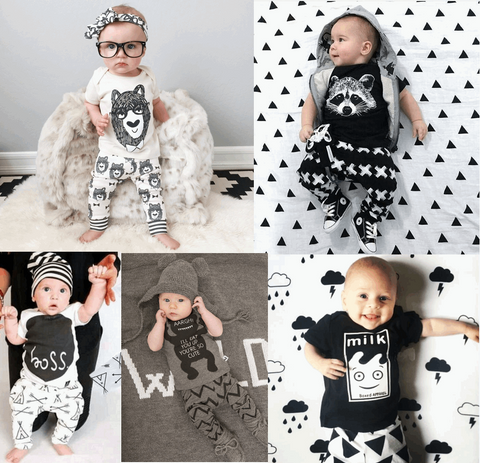 Cool Baby Outfits (0-24month)