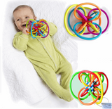 Winkel Dinkel Rattle Teether