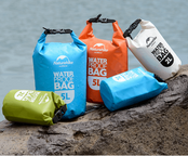 Waterproof outdoor Bags 2L/5L