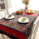 Ethnic Pattern Table Cloth