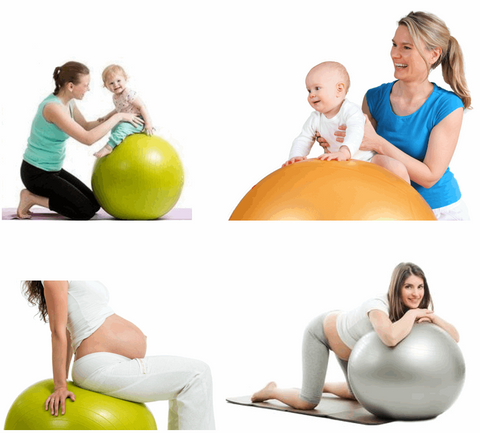 Multi functional Physio Ball Collection