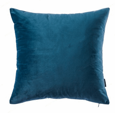 Deep Sea Velvet Cushion Covers