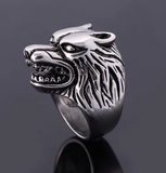 Northern Wolf Ring