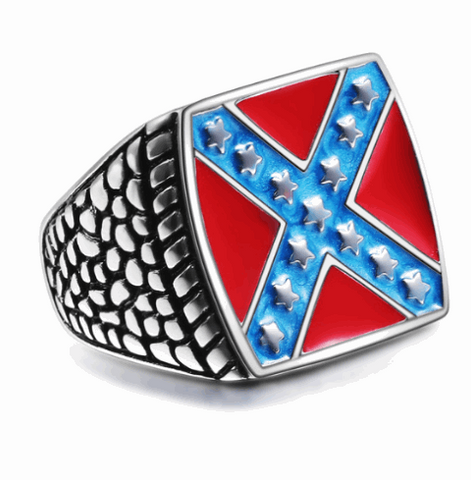 Colored Armor Ring
