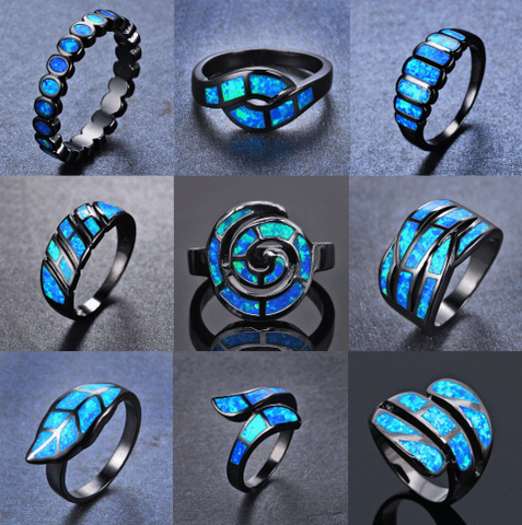 Ocean Opal Collection
