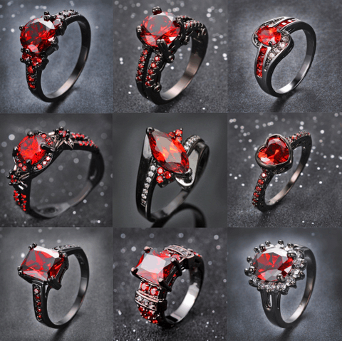 Black N Red Collection