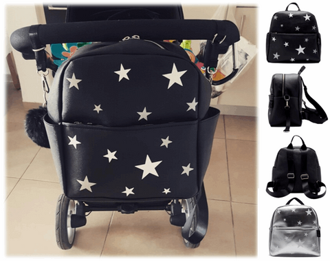 Starry Fashion Diaper Bag