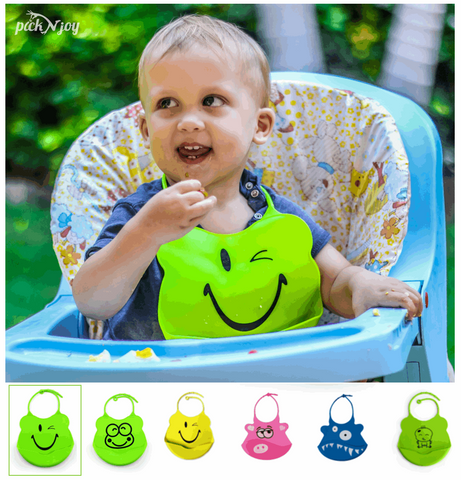 Silicone Packet Bibs
