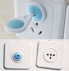 Electric Socket Security Lock