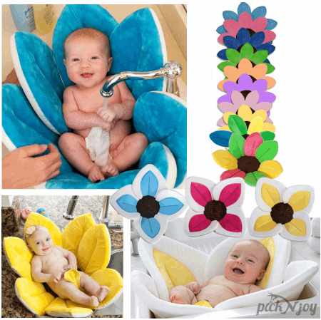Baby Flower Bath™ (0-12month)