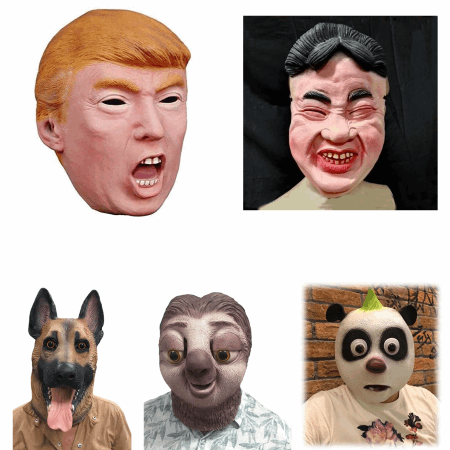 Awesome Adults Masks and Costumes