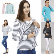 Breastfeeding Shirts Collection