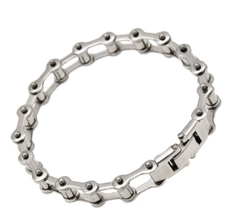 Bike Chain Bracelet Collection