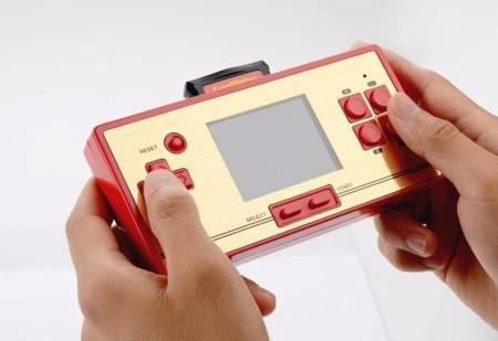 120-in-1 Portable Game Watch