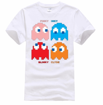 Retro Ghosts Shirt