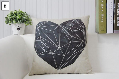 Forest Scenery Cushion Covers Collection