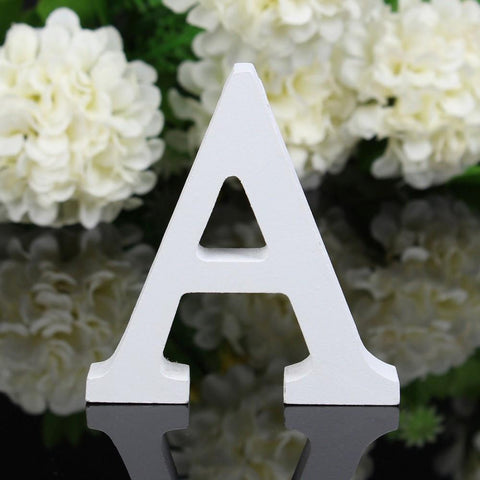 10/15cm Stylish Decorative Letters & Numbers