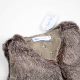 Baby Girls' Faux Fur Vest Collection