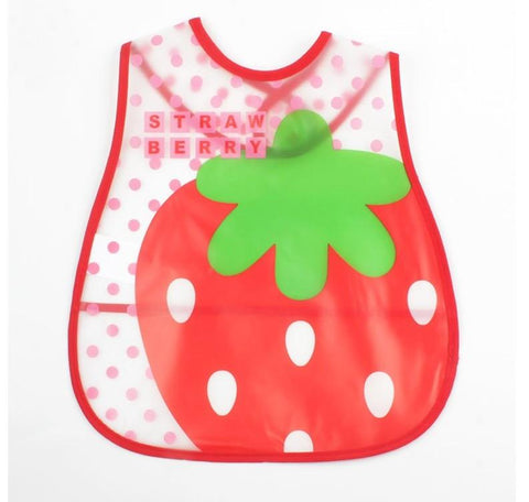 Waterproof Baby Bibs (Short/Long Sleeves)