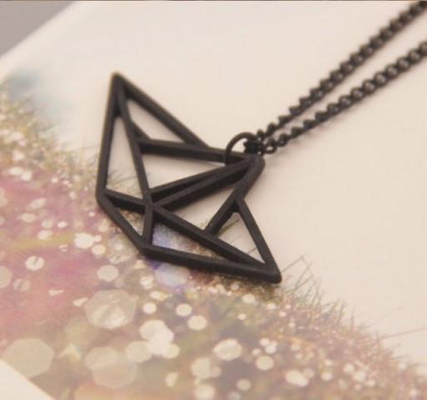 Origami Fashion Necklaces