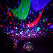 Colorful Stars Night Light
