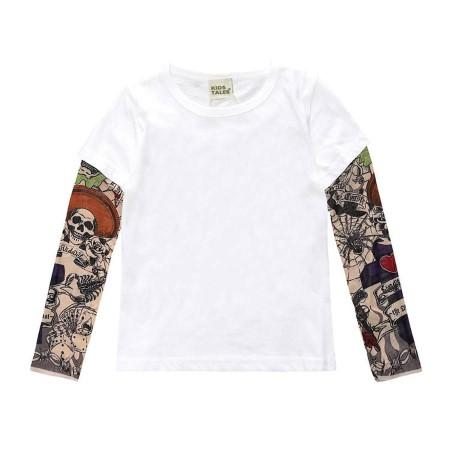 Young Rebel Tattoo Sleeved Shirts collection