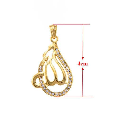 Ramadan Pendant Necklace
