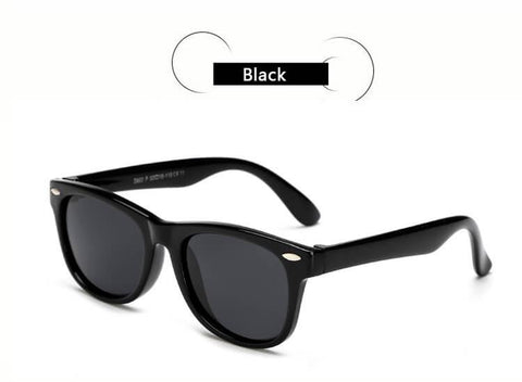 Elaaastic Fashionable UV400 Sunglasses (1-12 years)