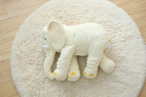 The Fluffy Elephant Cushion