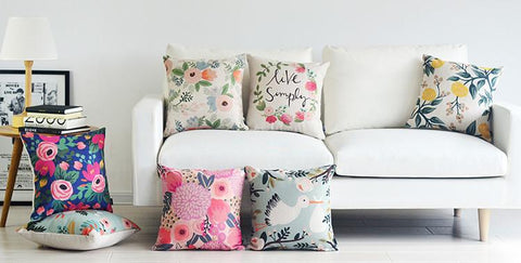 Simple Life Cushion Covers